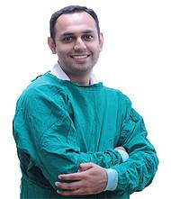 Dr.  Ruchit Patel, Gastroenterologist