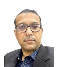 Dr.  Sabyasachi Bardhan, Orthopedician