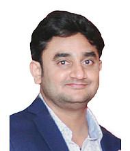 Dr.  Sachin Kadam, Oncologist