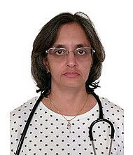 Dr.  Sadhna Saha, Pediatrician