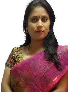 Ms.  Sailaja Pisapati, Psychotherapist