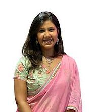 Dr.  Sanchaita Garg Shah, Physician