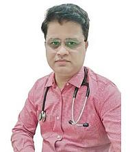 Dr.  Sandip Gaikwad, Pediatrician