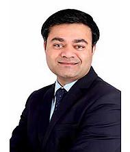 Dr.  Sanish Shringarpure, Urologist