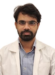 Dr.  Santosh M, Dermatologist