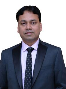 Dr.  Santosh Kumar Mahto, Pediatrician