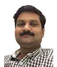Dr.  Santosh Shinde, General Surgeon