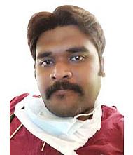 Dr.  M Sathish Kumar, Pulmonologist
