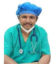 Dr.  Satyajit Salunkhe, Gynaecologist