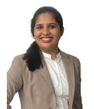 Dr.  Sayali Ramkar Jadhav, Pediatrician