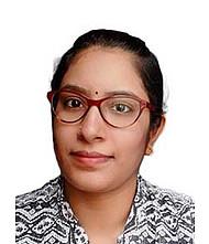 Dr.  Seema P V, Dentist