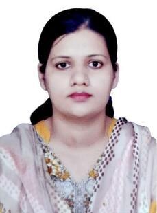 Ms.  Shaheeen Pevekar, Physiotherapist