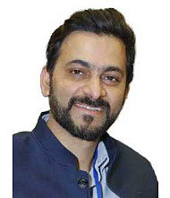 Dr.  Shailendra Bhadoriya, Physician