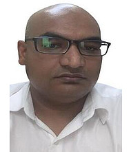 Dr.  Sharankumar Narute, Gastroenterologist