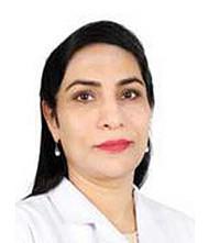 Dr.  Sharmila Solanki, Gynaecologist