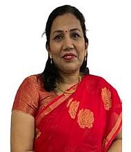 Dr.  Sheenu Gupta, Pediatrician