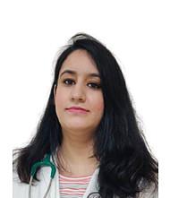 Dr.  Shilakha Chaman, Pediatrician