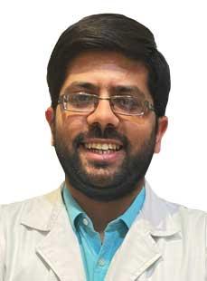 Dr.  Shitij Arora, General Surgeon