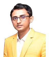 Dr.  Shreyans Patil, Psychiatrist