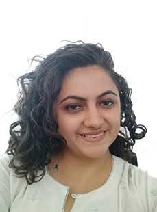 Ms.  Shruti Ganatra, Physiotherapist