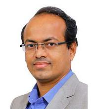Dr.  Shyam Sunder Rendedla, Orthopedician