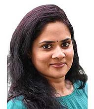 Dr.  Sitara G L, Dermatologist