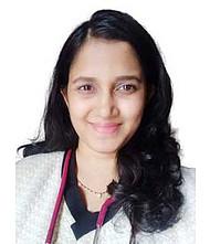 Dr.  Sneha M, Pediatrician