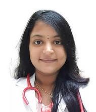 Dr.  V Sirisha, Physician