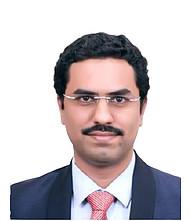 Dr.  Sachet Chandak, Gastroenterologist