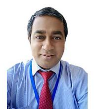 Dr.  Sudhansu Shekhar, Physician