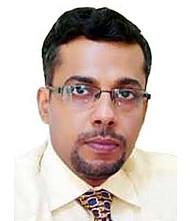 Dr  Sudipto Bhattacharya, Gynaecologist