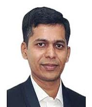 Dr.  Sujit Kadam, Physician