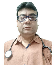 Dr.  Sumit Bandyopadhyay, Diabetologist