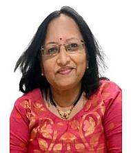 Dr.  Sunanda Chaoji, Physician