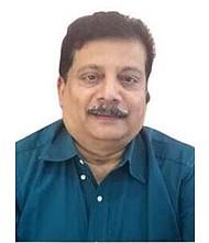 Dr.  Sunil Patil, Orthopedician