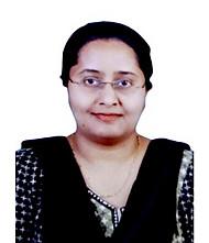 Dr.  Sunita Bidari, Physician