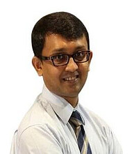 Dr.  Suraj Gurav, Orthopedician