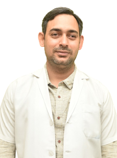 Mr.  Surender Mor, Physiotherapist