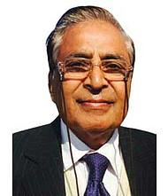 Dr.  Surender Pal Gupta, Pediatrician