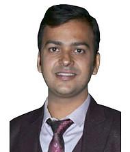 Dr.  Sushant Sharma, Pulmonologist