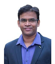 Dr.  Sushant Shinde, Physician