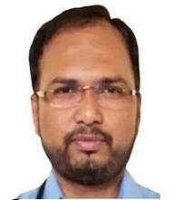 Dr.  Sushil Sakhare, Pulmonologist