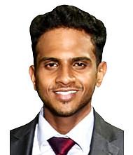 Dr.  Taj Rajan Jacob, Physician