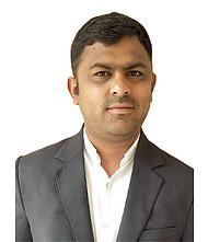 Dr.  Tribhuban S, Orthopedician