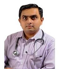 Dr.  Tushar Patil, Oncologist