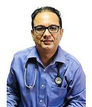 Dr.  Umesh Kohli, Cardiologist