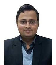 Dr.  Vaibhav Gupta, Dentist