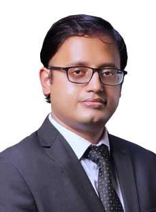 Dr.  Vaibhaw Kumar, Surgical Gastroenterologist