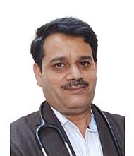 Dr.  Vaijnath Dhapase, Physician