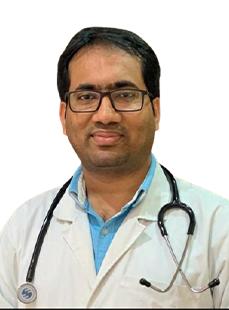 Dr.  Vamshidhar Reddy Vade, Pediatrician